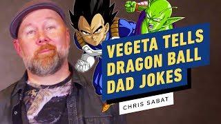 Download Vegeta Tells Dragon Ball Dad Jokes Video
