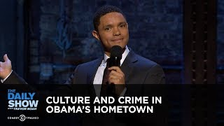 Download The Daily Show Takes Chicago: Culture and Crime in Obama's Hometown: The Daily Show Video