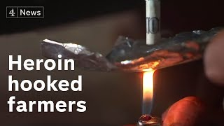 Download The Punjabi farmers hooked on heroin Video