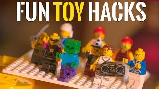 Download Fun Toy Hacks To Try At Home Video