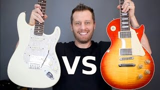 Download LES PAUL vs STRATOCASTER - Which Guitar is Right for You? Video