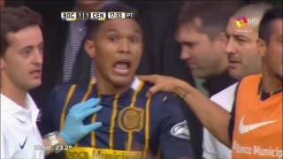 Download Boca Juniors 1 - 1 Rosario Central - Fecha 10 Torneo Argentino 2016/17 Video