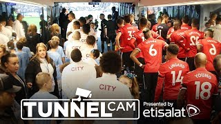 Download EXTENDED TUNNEL CAM | Manchester City 2-3 Man Utd Video