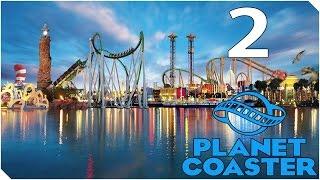 Download PLANET COASTER | CAPITULO 2 | Llega el salvaje oeste y Río BRAVO!! Yihaaaa Video