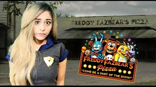 Download GOING INTO ABANDONED FREDDY FAZBEAR PIZZA | FNAF Survive The Night Visual Novel Video