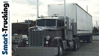 Download Big Rigs of the 1950's and 1960's Video