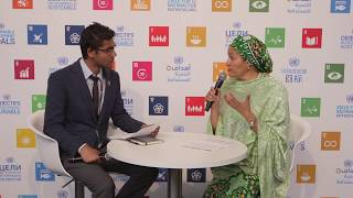 Download Amina Mohammed, Deputy Secretary-General of the United Nations, at European Development Days 2017 Video