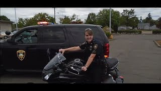 Download POLICE vs. BIKERS 2018 Police Chase, Getaways & Pullovers! 2018 [Ep #57] Video
