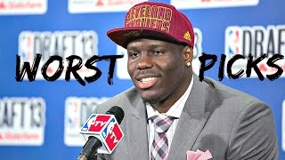 Download NBA's Top 5 Worst Draft Picks Since 2009 Video
