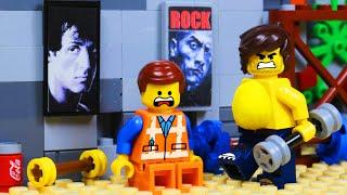 Download LEGO MOVIE 2 Gym Prank FAIL Toy Animation Video