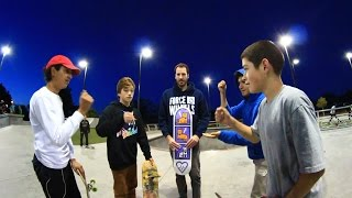 Download WORST BOARD AT THE PARK | S K A T E TO WIN Video