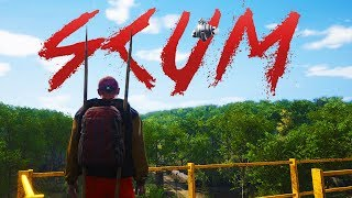 Download SCUM - Becoming A Cannibal - A Super-realistic Survival Game - Scum Gameplay Part 1 Video