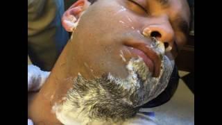 Download Barber Shop Shave - Coarse Beard Video