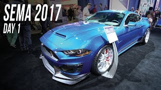Download SEMA 2017 HIGHLIGHTS | Day 1 Video
