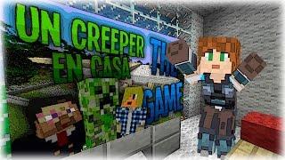 Download UNA HISTORIA MUY SURREALISTA Y DIVERTIDA :D | Un Creeper en Casa | Minecraft | Lady Boss Video