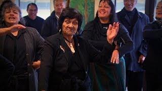 Download Kopikopi - Te Ataarangi Poutapu teaches and performs Kopikopi, a Maori dance Video