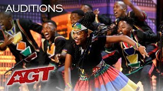 Download The Ndlovu Youth Choir From South Africa Will Leave You EMOTIONAL - America's Got Talent 2019 Video