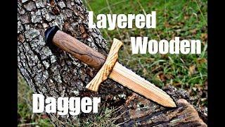 Download Woodworking - Wooden Dagger Video