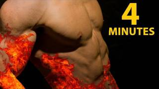 Download 4 Minutes of HELL! - Evil (but good) Fat Burning Workout Video