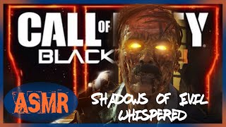 Download ASMR Shadows of Evil (Call of Duty: Black Ops 3 Zombies) (Whispered, 60fps) Video