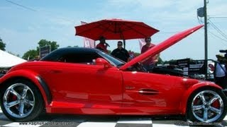 Download 2012 Chrysler Nationals 6.1 Hemi Prowler reveal interview Dodge- SRT Showcase Video