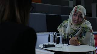 Download Tawakkol Karman Interview at #WES2018 Video