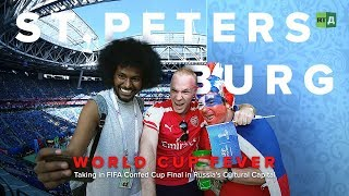 Download World Cup Fever: St Petersburg. Taking in FIFA Confed Cup Final in Russia's Cultural Capital Video