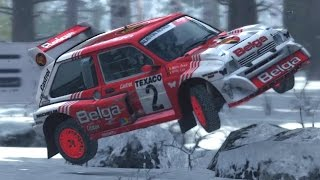 Download Dirt Rally crashes (Realistic damage mod) #14 Video