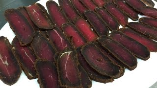 Download How To Make Pastirma/Basturma (Cured Beef) Video