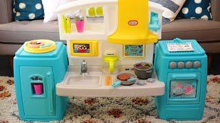 Download Get Cooking with the Little Tikes Bake 'n Share Kitchen Video
