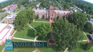 Download Notre Dame College Aerial Tour Video