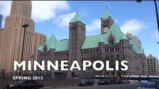 Download Minneapolis Downtown Video