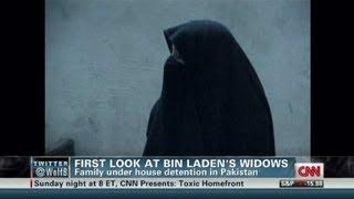 Download First look at bin Laden's widows Video