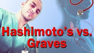 Download Hashimoto's vs. Graves' Disease (11/25/2012 QOTD) Video