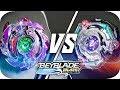 Download Tempest Wyvron W3 Vs Kinetic Satomb S3!!    Beyblade Burst Evolution! Video