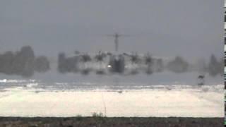 Download AIRBUS A400M despegue Base Aerea No1 Santa Lucia Video