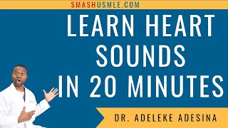 Download LEARN HEART SOUNDS IN 20 MINUTES!!! Video