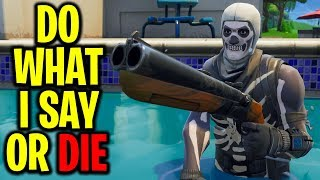 Download Playing ″CRISPY SAYS″ In Fortnite Battle Royale Video