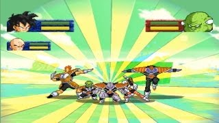 Download Dragon Ball Z Legends Z Fighters vs Ginyu Force (Namek Saga) Video