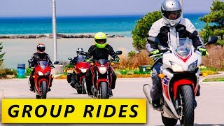 Download 7 Group Ride Dudes You Will Meet Video