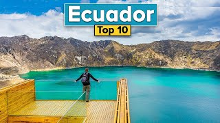 Download Top 10 Things to Do in Ecuador (Ecuador Travel Guide) Video