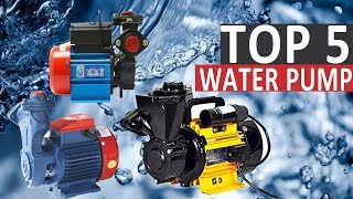 Download Top 5 Most Selling Water Pumps in India Video