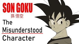 Download Son Goku: The Misunderstood Character Video