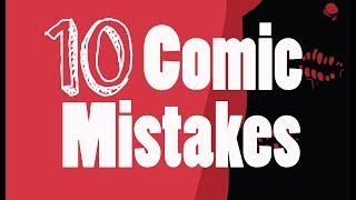 Download 10 Mistakes New Comic Creators Make Video