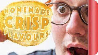 Download How To Make Custom Crisp / Potato Chip Flavours! Video