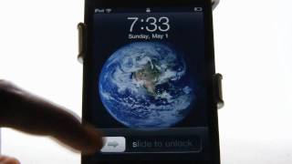 Download How to change the 'Slide to Unlock' Text on ANY iPhone - iPod Touch - iPad - 2011 Video