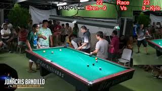 Download (2) Kyle Amoroto Vs Efren Bata Reyes (Taytay Rizal) Video