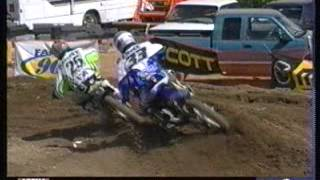 Download 1999 125cc Motocross Hangtown moto 2 Video