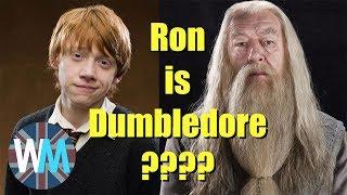 Download Top 10 Harry Potter Fan Theories Video