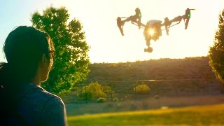 Download First Month with the DJI Inspire 1 in 4k Video